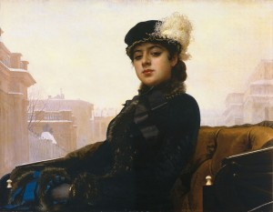Kramskoy_Portrait_of_a_Woman